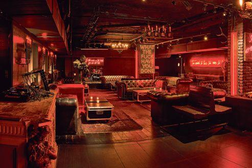 Cafe De Paris Club Dress Code